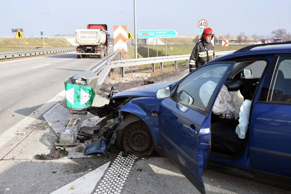 Wielkanocne podsumowanie wypadków drogowych