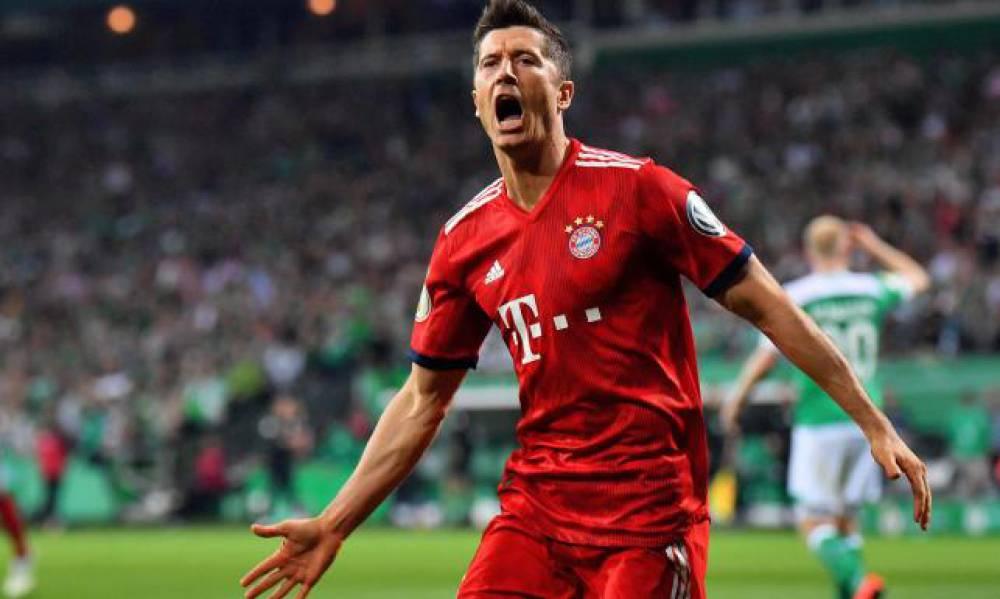 Sensacji nie było, Bayern w finale Pucharu Niemiec