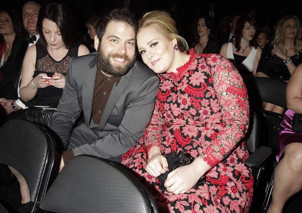 Adele rozstaje się z mężem po 8 latach związku.