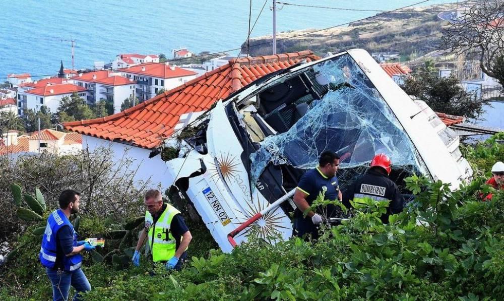 Portugalia: Tragiczny wypadek niemieckich turystów. 29 osób nie żyje.
