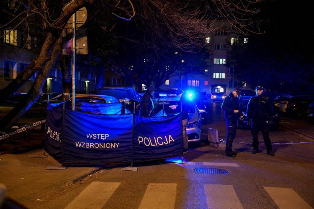 Krwawy czwartek w Warszawie - 2 ofiary śmiertelne