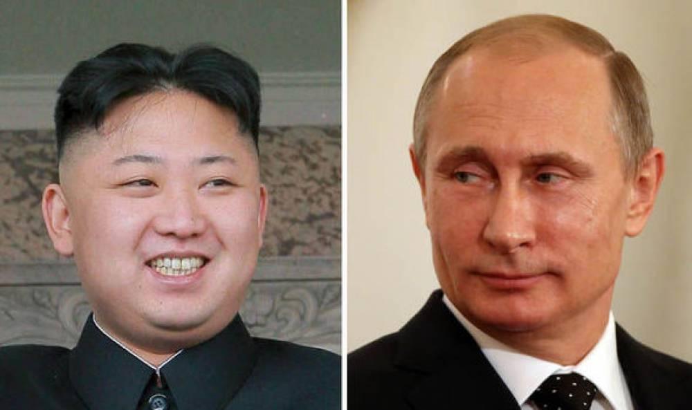 Putin – Kim Dzong Un, spotkanie na szczycie